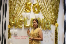 HELEN SCHULZE'S 50th BIRTHDAY PARTY IN KIEL