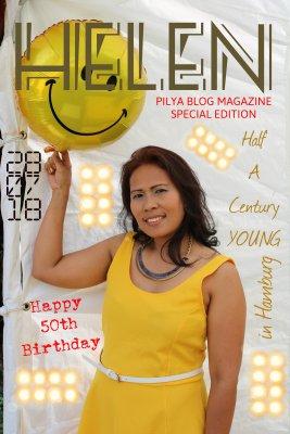 HELEN SCHULZE'S 50th BIRTHDAY PARTY IN HAMBURG