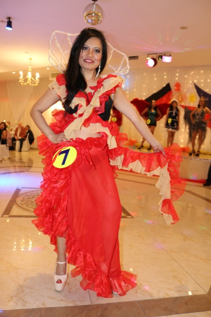 Phil. Asia Beauty Queen Hamburg 2019 Candidate #7 Best in Victoria Secret's look-alike Competition