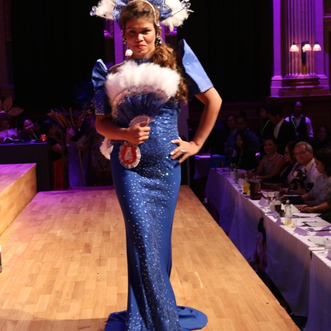 THE NATIONAL COSTUME COMPETITION, Mrs. Glamour Sweden 2019