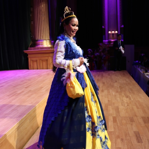 THE NATIONAL COSTUME COMPETITION, Mrs. Euro Filipinas International 2019