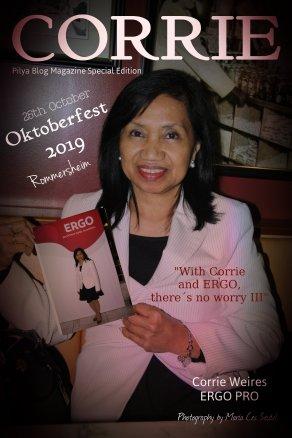 OKTOBERFEST 2019 WITH CORRIE WEIRES AND FRIENDS WITH ERGO IN WAXWEILER