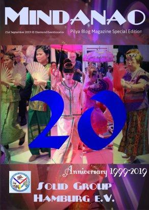 20th ANNIVERSARY CELEBRATION OF MINDANAO SOLID GROUP HAMBURG E.V.