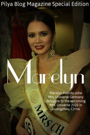 MARELYN FRANDO-JOHE, MRS. UNIVERSE GERMANY 2019