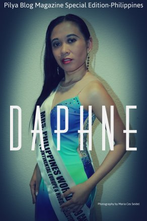 DAPHNE. A COMPILATION OF HER CHARITY WORKS IN THE PHILIPPINES