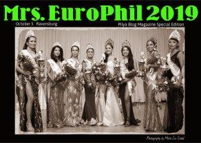 MRS. EUROPHIL 2019 IN RAVENSBURG
