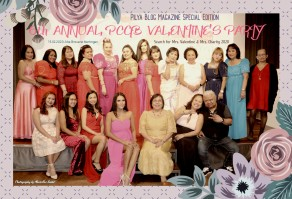 6th ANNUAL VALENTINE'S PARTY OF THE PHILIPPINE CULTURAL GROUP BAYERN IN MERTINGEN